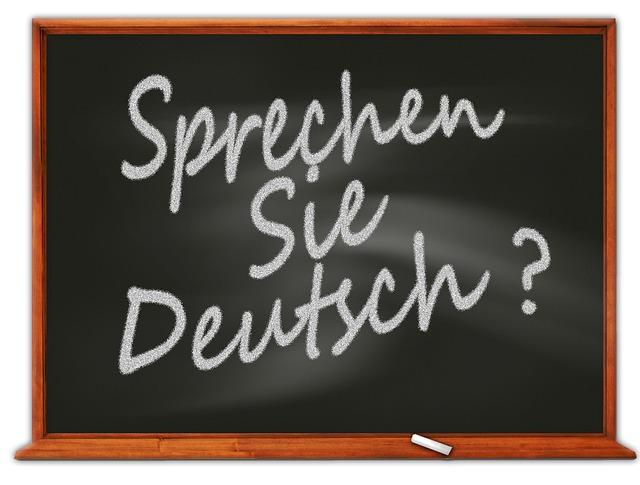 Jak se rychle naučit německy?
