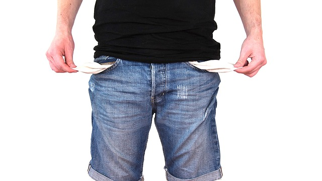 Jak se zbavit velkých dluhů?