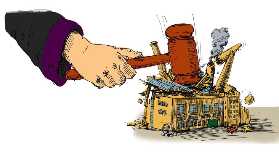 Jak podat návrh na insolvenci