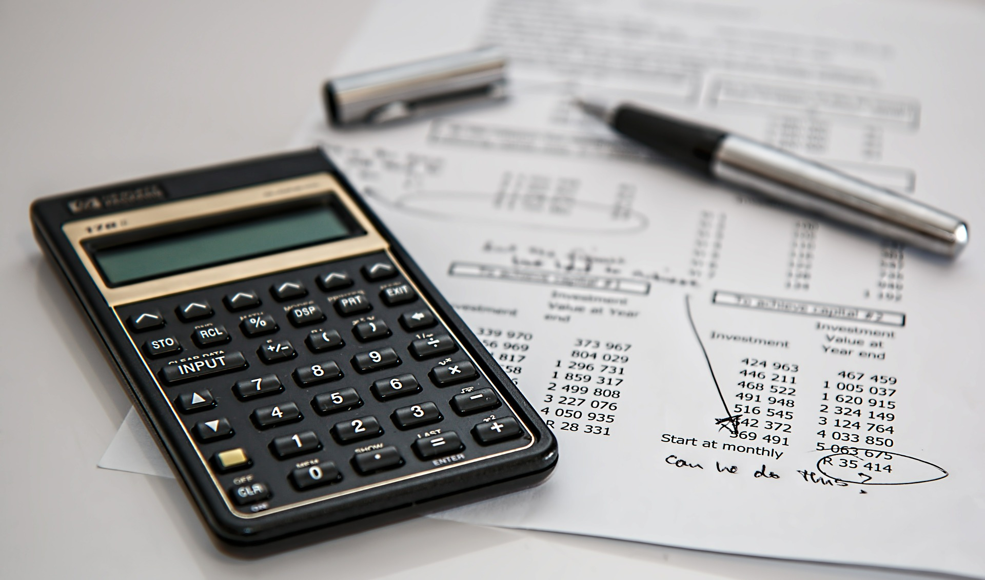 Jak dlouhou uchovávat účetní doklady?