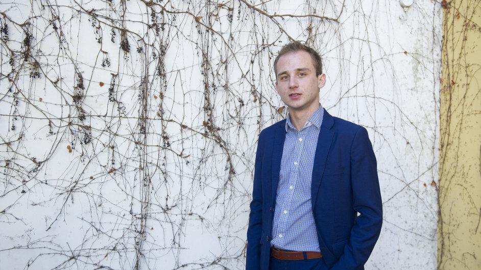 Jakub Rož - nejmladší český milionář sní o největší digitální agentuře v Česku