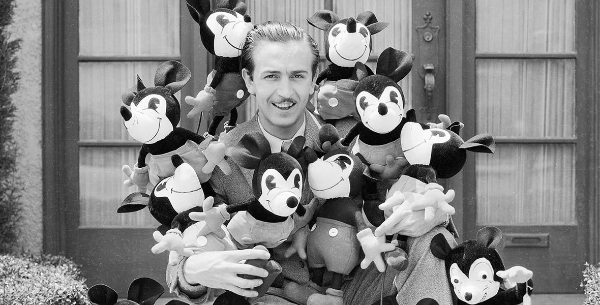 Walt Disney: Životní příběh krále animovaných filmů